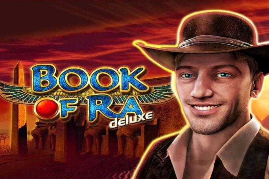 Book of Ra Deluxe Slots Online